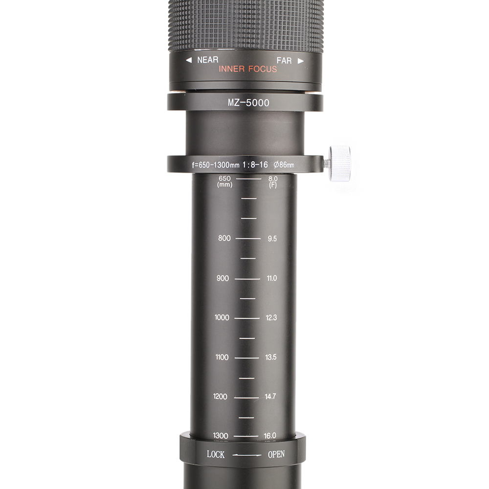 650-1300 Manual zoom telephoto lens (13)