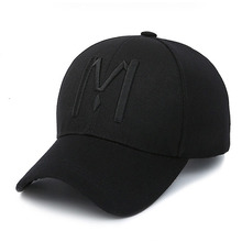 M Embroidery Baseball Cap Snapback Watch Dogs Caps Unisex Hip Hop Hot Style Hat