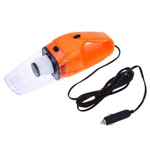 5m Cable Suck Up Wet with Dry Spills in Seconds 120W 12V Car Vacuum Cleaner Handheld Wet Dry Dual-use Aspirateur Super Suction