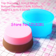 GYL009 28mm Cake / Cupcake Tart Mold - Decoden Mold Kawaii Miniature Sweets Jewelry Cabochon (Resin Clay, Paper Clay)(China)