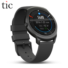 Ticwatch 2 Smartwatch MTK6580 Bluetooth 512M RAM 4G ROM Built-in GPS Intuitive Sports App Compatible with iOS Android
