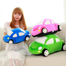 2017 new style model car plush toys Children Gift Cute Soft Toy 30CM