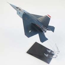 Simulation Aircraft Model F-22 American Raptor Fighters Decoraction Collection Gifts