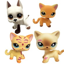 11Types Lovely Genuine Pet Collection Action Figure Original LPS Many Pet Shop Cats Dogs Kids Gifts 2017 Hot(China)