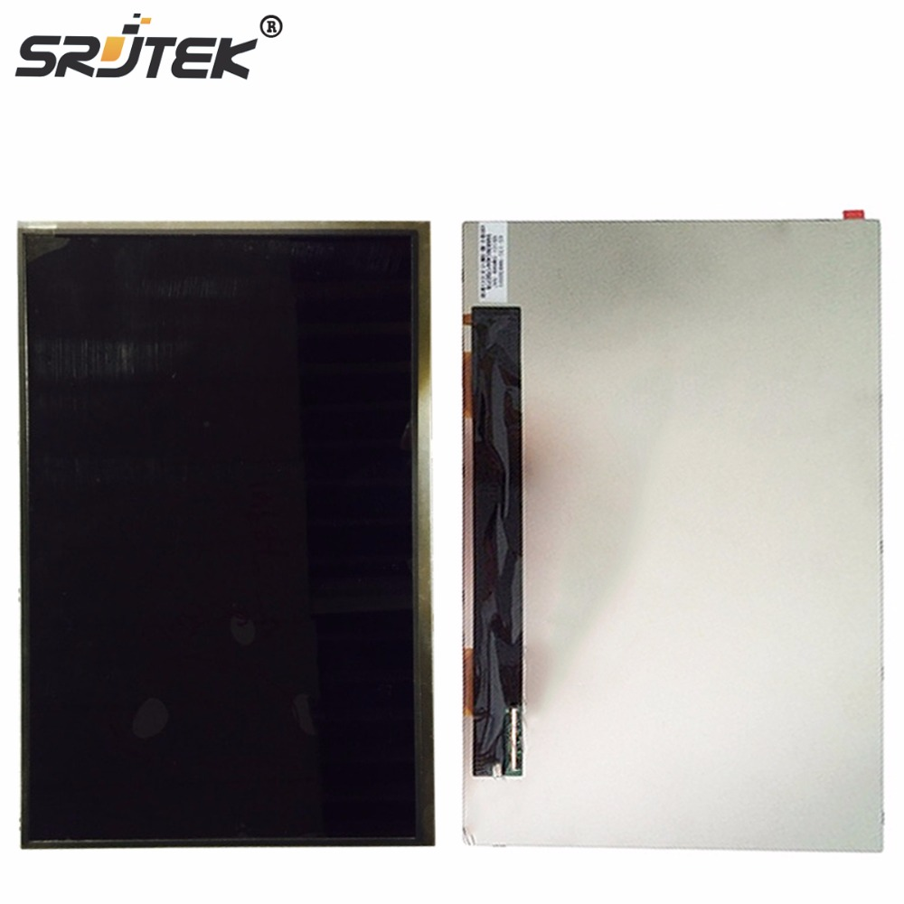 Srjtek New 10.1 inch LCD Sreen For DNS m101g 32001431-01 HF HL101IA EE101IA Tablet PC Replacement Panel Glass Sensor<br>
