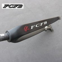 FCFB FW  carbon fiber road bike fork/carbon fibre forks/carbon fork road bike forks 28.6 mm 26/27.5/29inch