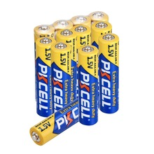 12 pcs General New AAA Battery R03P 1.5V 3a Alkaline Dry Batteries Primary Battery for remote control & toothbrushes