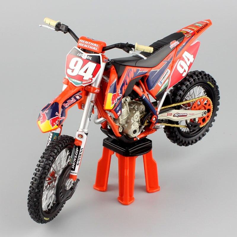 1:6 miniatura modello SUZUKI Ken Roczen no94 Motocross Enduro MX CROSS