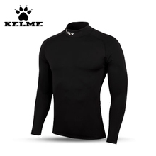 KELME New Spain Brand Compression Tights Shirt Male Gym Football Running Sports Long Sleeved T-shirt Sportswear In Stock 28