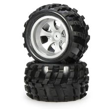 2pcs Wltoys A979 RC Car Spare Parts Right Tire A979-02