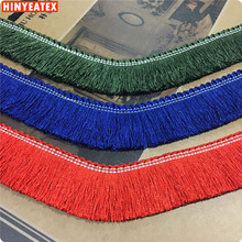 New 7 colors Trims Cushion Cover Fringe Trimming Sofa Decorative Home Interior Garment Throw Accessories Sell by Bale(5 meters)(China)