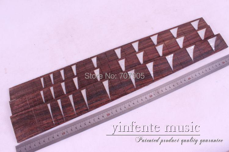 New 1 pcs   Guitar Fretboard electric guitar rosewood  Fretboard Parts High quality 11 #<br>