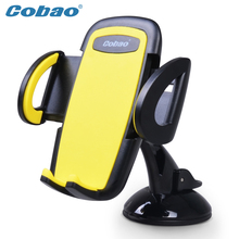 2017 Cobao Car CELLphone holder &Stand mobile phone stent Sucker bracket For samsung xiaomi redmi note 2/3 redmi 3 meizu m2 air