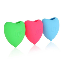 Heart Shape Fancy Lips Plumping Tool Lips Beautifying Device Silicone Tool for Plumping Lips(China)