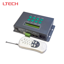 LT-800 V5.0 DMX Led Driver DMX master Controller Dimmer RF Remote Wireless RGB Led Strip use 3CH Output