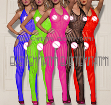 Buy free GIF Sexy Sleepwear Lingerie Babydoll BODYSUIT Body Stocking doll dress Intimate Crotchless Catsuit Nightwear Bustiers A522