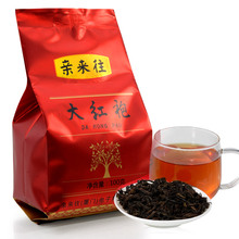 [GRANDNESS]  Premium Da Hong Pao Big Red Robe Oolong Tea FUJIAN Wuyi Rock Tea top grade chinese da hong pao 100g