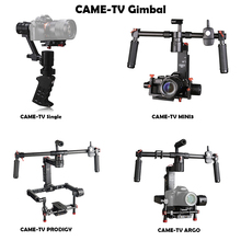 Came-TV CAME-Single / CAME Mini3 / CAME-PRODIGY / Came-ARGO 3 Axis Gimbal Portable Stabilize Camera 32-bit Boards with Encoders