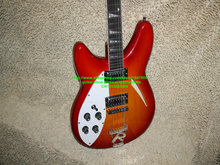 12 strings Cherry Burst 325 Left Handed Electric Guitar New Arrival Best China Guitar Factory OEM Cheap