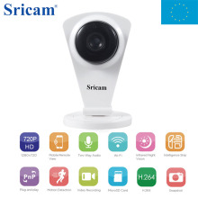 Buy Sricam SP009C Wireless IP Camera 720P IR-Cut Filter Baby Monitor CCTV Security Camera Two-way Home Alarm Night vision IP Cam for $19.99 in AliExpress store