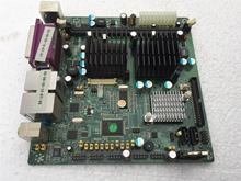 Used,TE1090 Atom ATOM N270 Dual NIC Silent King Cash Register Soft Routing pos industrial motherboard,100% tested good