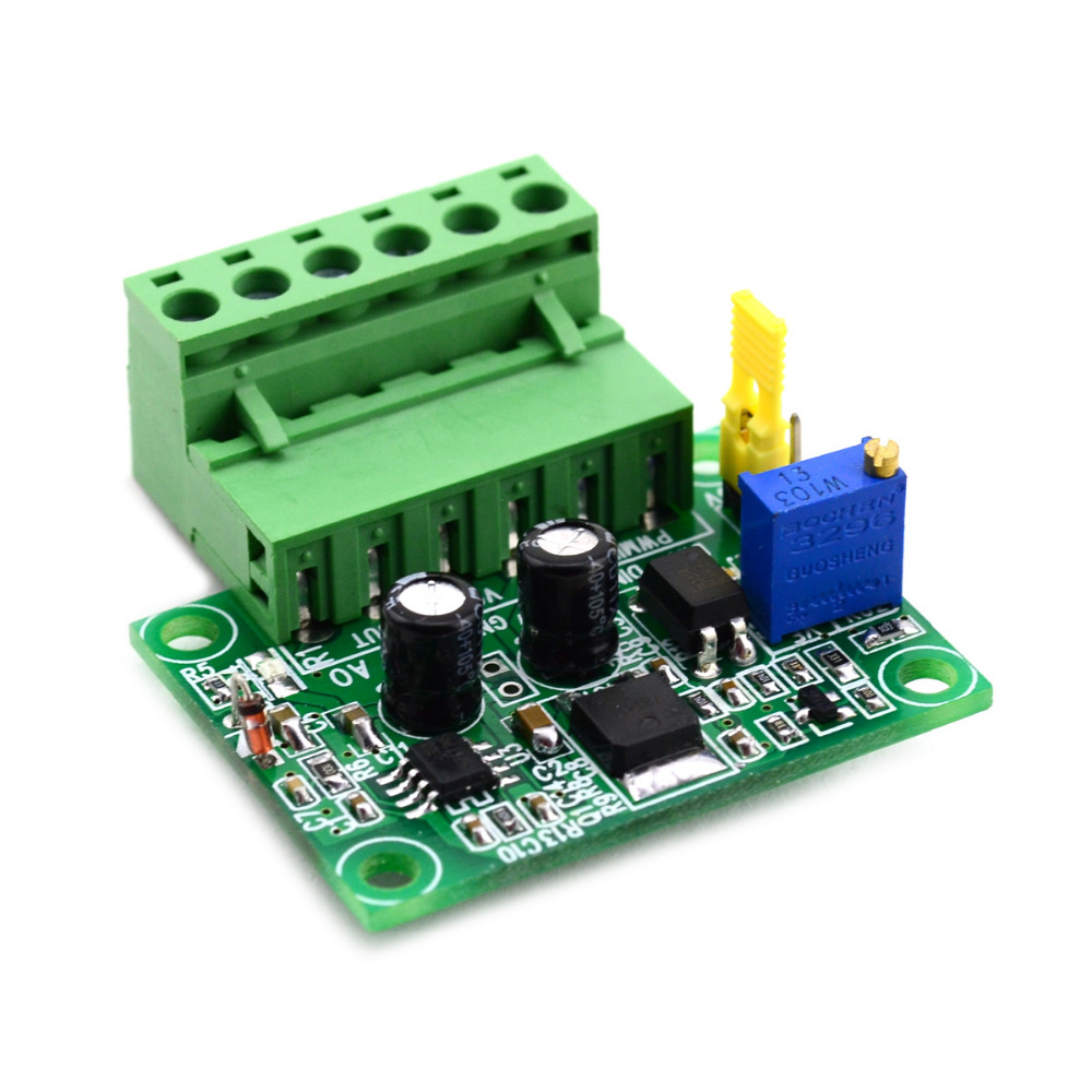 PWM Turn 0~10V Digital to Analog Module <br><br>Aliexpress