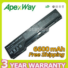 Apexway 9 cell 6600mAh 11.1v Laptop Battery For DELL Inspiron XPS M1730 312-0680  HG307 WG317