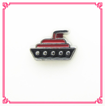 Wholesale 20pcs/lot Ship Boat Floating Charms Hanging charms Living Glass Memory Lockets DIY Jewelry Charms