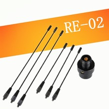 Black new for nagoya for re-02 mobile antenna ground uhf-f 10-1300 mhz for car radio for kenwood motorola icom yaesu