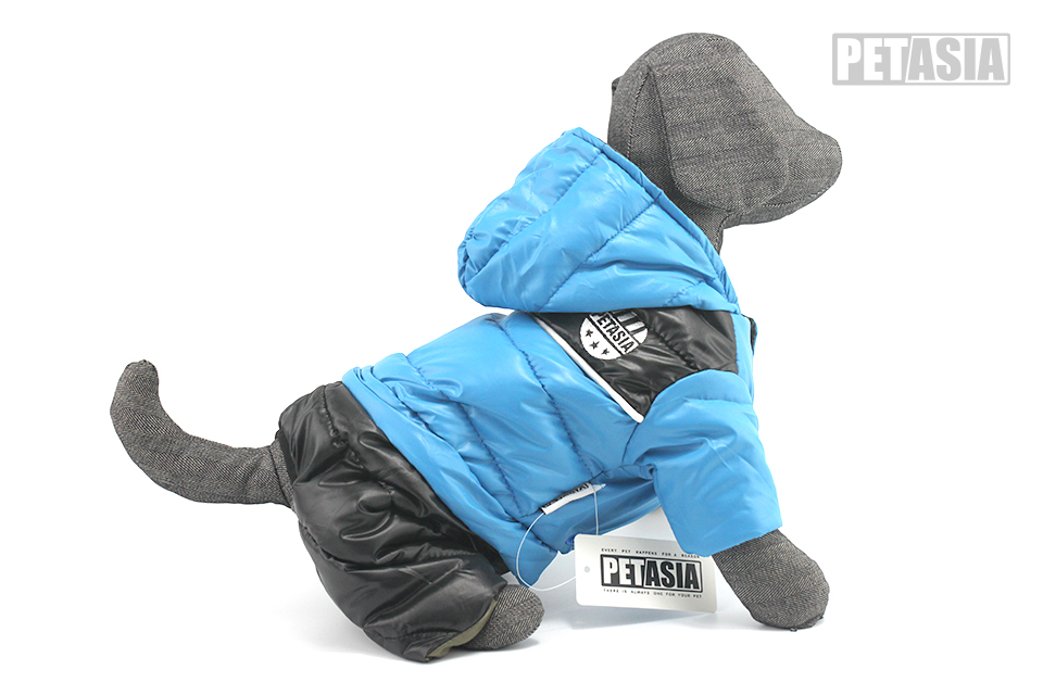 New Winter Dog Clothes Warm Pet Dog Winter Clothes Waterproof Coat Jacket Cotton Jumpsuit for Chihuahua Small Large Dogs PETASIA 601