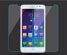 MuTouNiao Tempered Glass Screen Protector Film For Lenovo A6020 A6000 A6010 K3 A5800 A616 A5000 A1000 A8 A806 K920 Z2 Pro K900(China)