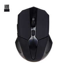Best Price 6D,2.4GHz Mice Optical Mouse Cordless USB Receiver PC Computer Wireless For Laptop(China)