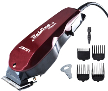 BC-126 Professional Balding Clipper Barbers and Stylists Cuts Full Head Balding Cutting Machine Super Motor Hair Salon Clipper