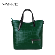Big Sale Women's Genuine Leather Handbags Fashion Black Leather Shoulder Bag Women Big Bags Purse Cheap Messenger Bags for Gift