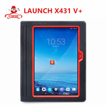 2017 original X431  Launch X431 V+ Wifi/Bluetooth Global Version Full System Scanner updated online