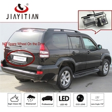 JYT For Toyota Land Cruiser LC 120 LC120 Prado 2002~2009 Car CCD Night Vision LED Rear View Camera HD License Plate Lamp OEM(China)