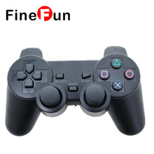 FineFun USB 2.4Ghz Wireless Computer Game Controller PC Gamepad With Dual Vibration Dual Joysticks for Windows XP Win 7 Win 8