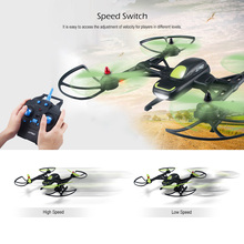 JJRC JJPRO X2 RC Helicopter 2.4G 4CH 6-axis Quadcopter Brushless Motor Headless Mode Drone Speed Switch Remote Control Toys Gift