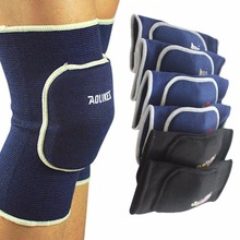 Adult Soft Elastic Breathable Support Brace Knee Protector Sports Bandage Pad