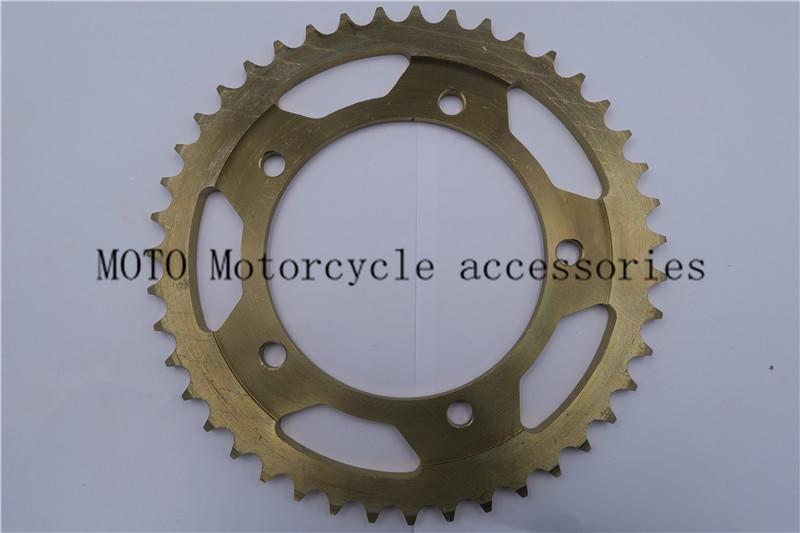 Rear Motorcycle Sprocket 42 Teeth Chain 530 For Yamaha YZF-R6 YZF R6 2003-2010 FZ6 04-09 YZF-R1 98-2004 2005 2006 2007 2008<br><br>Aliexpress