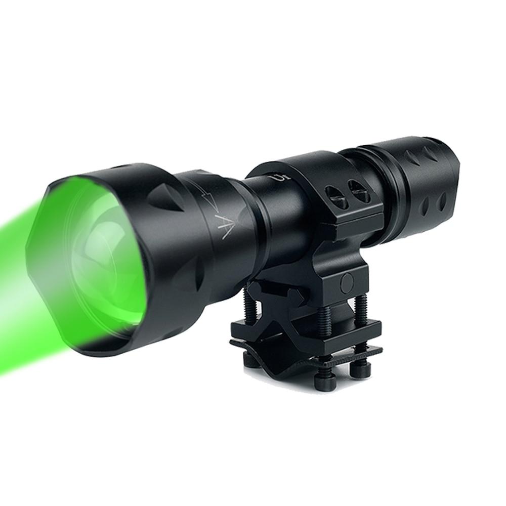 UniqueFire Original Brand Tactical Flashlight UF-T20 Cree XRE Led Flashlight Tail Cap Switch 3Mode Operating Lantern+Scope Mount<br><br>Aliexpress
