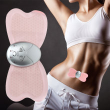 Body Muscle Massage Electronic Mini Electronic Butterfly Muscle Butterfly Massager Slimming Body Massager