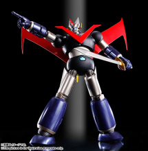 Bandai SR alloy SUPER ROBOT super alloy iron on the big devil iron on the Senate(China)