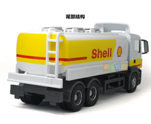 DIECAST METAL 1:32 MAN TANK TRUCK MODEL TOYS TANKER VEHICLE REPLICA