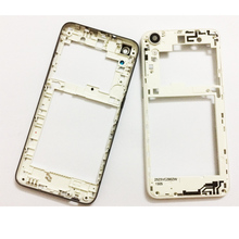 Original white/black For HTC Desire 626 D626U/T/W/d (Dual Sim) Middle Frame Housing Case Bezel+power and side buttons