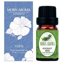 green natural - Rosemary Essential Oil 10 ml, 100% Pure Therapeutic Grade, Undiluted