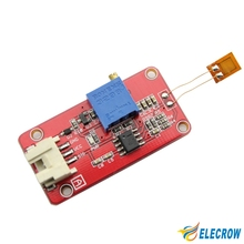 Elecrow Crowtail Strain Gauge Sensor Module Amplifier Potentiometer BF350 3AA with 3 Pin Cable Electronic DIY Kit 1Pcs