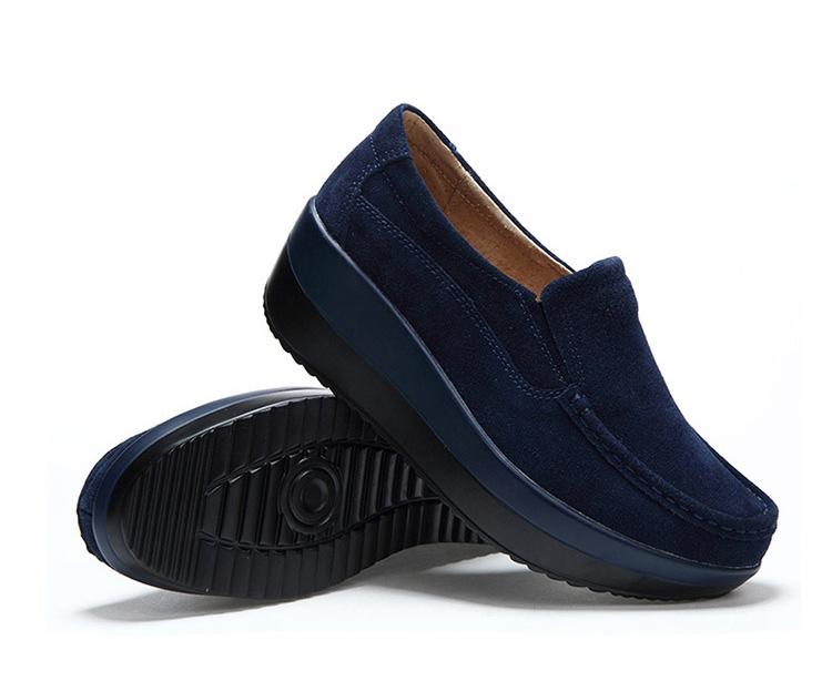 HX 3213 (20) Autumn Platforms Women Shoes