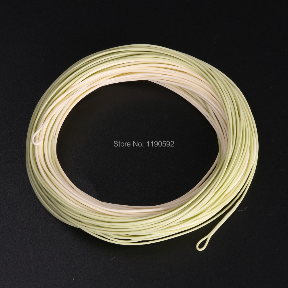 Perception Floating  Fly Line High Quality Weight Forward Floating  With Welded Loops  Fly Fishing Line<br><br>Aliexpress