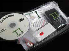 The Real Ghost 2.0 (Gimmick+DVD) stage magic props,comedy,card,close-up,mentalism Free shipping,magic tricks,gimmick(China)